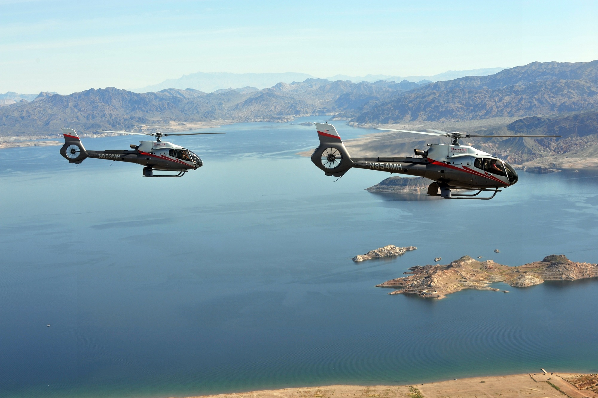 Lake Mead dual heli1